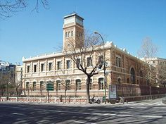 Antiguas Escuelas Aguirre (Madrid)