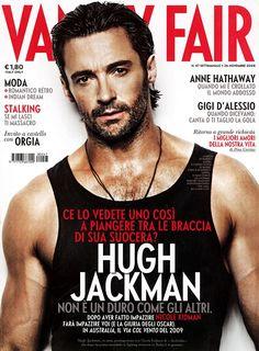 Hugh Jackman, por Ben Watts, 2008