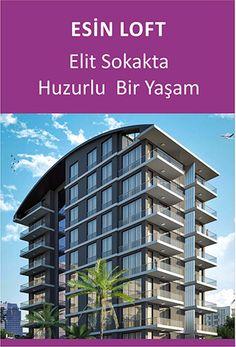 Esin Loft Konutları - Adana Satılık Konut   Adana İnşaat Firmaları   Adiva Yapı Adana inşaat firmaları, adana inşaat firması, adana kentsel dönüşüm, Adana inşaat Projeleri, Adana İnşaat Projesi