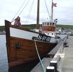 An unlikely candidate, but yes a ship of war, all be it clandestine usually. The Andholmen, a fully restored Shetland Bus boat re-visiting Scalloway in 2007. The Shetland Bus was a wartime resistance movement taking wireless operators, armaments and combatants into Nazi occupied Norway and returning with refugees and resistance operatives during World War II. After Norway was invaded in 1940, as resistance was waning and an Allied response was not fast enough in coming, some 300 vessels…