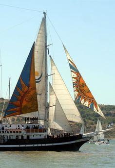 Fragata Capitán Miranda - Puerto de Montevideo