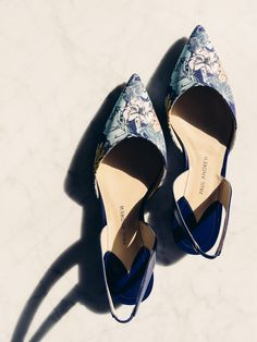 Ode to floral flats