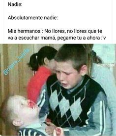 Funny Spanish Memes, Spanish Humor, Cute Memes, Funny Memes, Jokes, Humor Mexicano, Funny Signs, Yandere, Really Funny