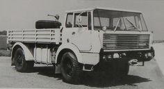 Tatra T813 TP 4x4