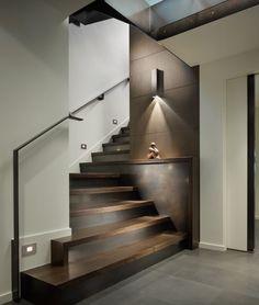 Staircase/lighting idea