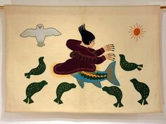 Inuit Anonymous, Sedna and her creatures