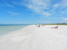 A Day At Marco Island's Tigertail Beach