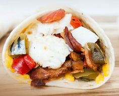 Steak and Egg, Ultimate Meat and Cheese or the SuperSONIC Breakfast Burrito. Which one is your favorite?