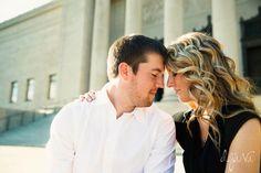 Nelson Atkins Museum of Art - Kansas City Wedding Photographer - Deja Vu Photography