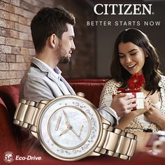 Show her how much she shines with the CITIZEN L SUNRISE (MODEL: EM0323-51N) $895 http://www.citizenwatch.com/en-us/watches/watch-detail/?model=EM0323-51N