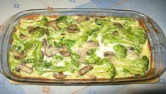 Zapečená mísa s brokolicí a žampiony – upečeno během 30 minut! | Milujeme recepty