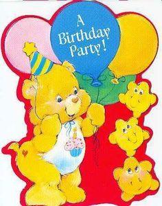 BirthdayMoon CareBearChristmas