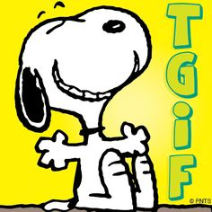 TGIF quote charlie brown snoopy friday days of the week peanut quote - Tgif Pictures, Snoopy Pictures, Quote Pictures, Peanuts Cartoon, Peanuts Snoopy, Snoopy Cartoon, Schulz Peanuts, Cartoon Fun, Snoopy Love