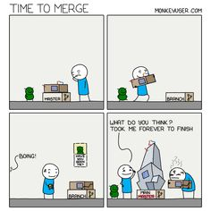 At least there is a branch where the bug is fixed Programming Humor, Have You Seen, Satire, Software Development, Thinking Of You, Funny Pictures, Funny Quotes, Engineering, Fun Funny