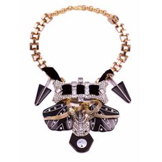 Lulu Frost Calypso Necklace $530