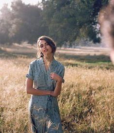 Birgit Kos & Elliot Vulliod Star in Dream State for WSJ. Magazine Men's Fashion Issue