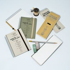 DAYS notebooks