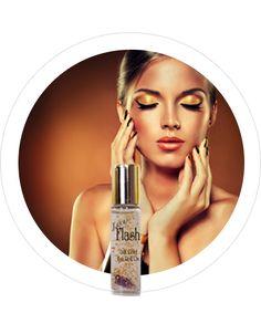Golden EYE Gel Serum, Beauty Flash, Golden Eyes, Eye Gel, Lipstick, Cosmetics, Eyes, Products, Gold Eyes