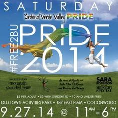 2014 Sedona/Verde Valley Pride Festival and Events