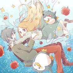 Mawaru Penguindrum, Takakura Shouma, Takakura Himari
