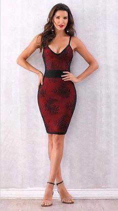 fe279b1f2657 41 Best Lace Dresses images in 2019 | Lace Dress, Lace dresses, Lace ...