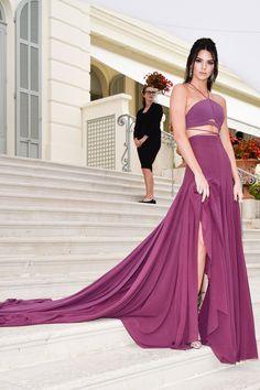 Kendall Jenner attends amfAR's 22nd Cinema Against AIDS Gala at Hotel du Cap-Eden-Roc on May 21, 2015.   - Cosmopolitan.com