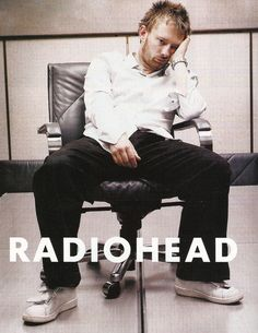 Shared by Rose. Find images and videos about radiohead on We Heart It - the app to get lost in what you love. Music Love, Art Music, Music Is Life, Music Artists, Atoms For Peace, Thom Yorke Radiohead, Jonny Greenwood, Mazzy Star, Britpop