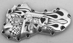Image detail for -metal engraving kit - The Jockey Journal Board