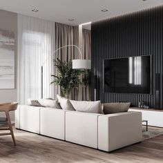 Make your living room look and feel more luxurious with these amazing ideas and easy to implement principles Classy Living Room, Cute Living Room, New Living Room, Formal Living Rooms, Living Room Modern, Interior Design Living Room, Living Room Designs, Living Room Decor, Cozy Living