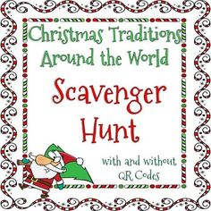 Christmas Around the World Passport and Stamps | Stamps, Learning ...