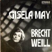 Gisela May - Brecht Weill