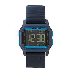 2016 Rip Curl Atom Digital Watch With Silicone Strap NAVY A2701 - http://uhr.haus/rip-curl/rip-curl-atom-digital-watch-camo