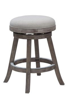 Image result for driftwood counter stool swivel