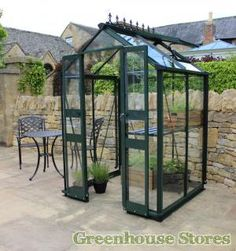 With a super guarantee, the Eden Birdlip Greenhouse with green frame is a cleverly built small greenhouse. Order now for free delivery* on Eden Greenhouses. 6x4 Greenhouse, Greenhouse Heaters, Lean To Greenhouse, Cheap Greenhouse, Backyard Greenhouse, Greenhouse Ideas, Pallet Greenhouse, Homemade Greenhouse, Gardens