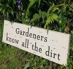 42 ideas for garden quotes signs porches - Modern Garden Crafts, Garden Projects, Garden Club, Summer Garden, Sign Quotes, Funny Quotes, Art Quotes, Dream Garden, Yard Art