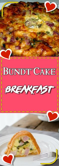 Bundt Cake Breakfast Via breakfast ideas recipe of the day recipe ideas dinner breakfast recipes lunch ideas Organic Dinner Recipes, Dinner Recipes For Kids, Brunch Recipes, Party Recipes, Breakfast Dishes, Breakfast Ideas, Breakfast Recipes, Heart Healthy Recipes, Healthy Snacks