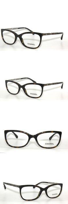 28cdc9caa7dde Fashion Eyewear Clear Glasses 179248  Sale    Chanel 3305B 3305 Brown  Havana 714 Eyeglasses 52 Bijoux -  BUY IT NOW ONLY   99.99 on eBay!