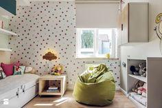 tapeta;     Pokój dziecka styl Skandynawski Pokój dziecka - zdjęcie od formativ@formativ.pl - Homebook.pl