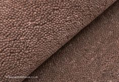 Comfort Brown Circle Rug Texture Close Up A Thick 100 Wool Hand Tufted Plain Round Available In 7 Sizes And 15 Colours