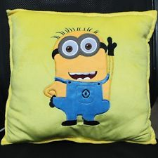 Despicable Me Themed Nursery - Pillow