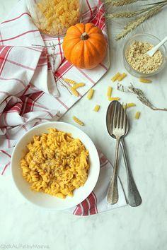 [On aime] Mac n' cheese au potimarron (option vegan) - Cook a life by maeva @CookALife_Maeva