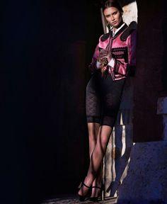 "Duchess Dior: ""Forties"" Lieke Van Houten and Nicolas Ripoll by Sebastian Sabal-Bruce for ODDA #8 March 2015"