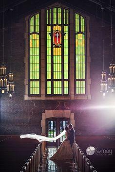 Gorgeous Wedding at Patten Chapel! #kenneyphotography #thekenneys #kpcouples #chattanooga