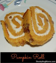 One of my favorite desserts for fall and Thanksgiving