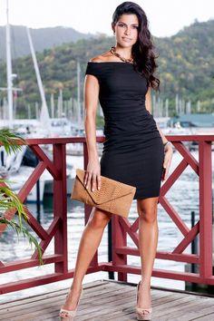 Miss Trinidad & Tobago, Gabrielle Walcott