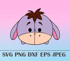 SVG Tsum Eeyore Vect