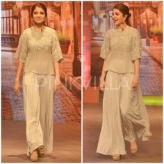 Celebrity Style,anushka sharma,Suhani Pittie,Allia Al Rufai,Ridhi Mehra,The Kapil Sharma Show