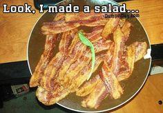 My kind of salad... @Jess Pearl Kingston