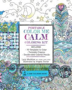 Quarto Portable Color Me Calm Coloring Kit | Bloomingdale's