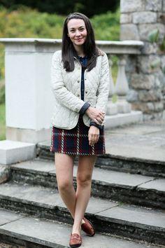 d87ab6b4284 Plaid Prep Mini Skirt Plaid Wool Skirt